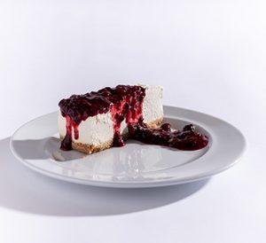 cascata de pedra - cheesecake